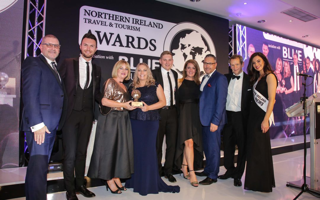 Jet2holidays does the double at NI Travel Awards