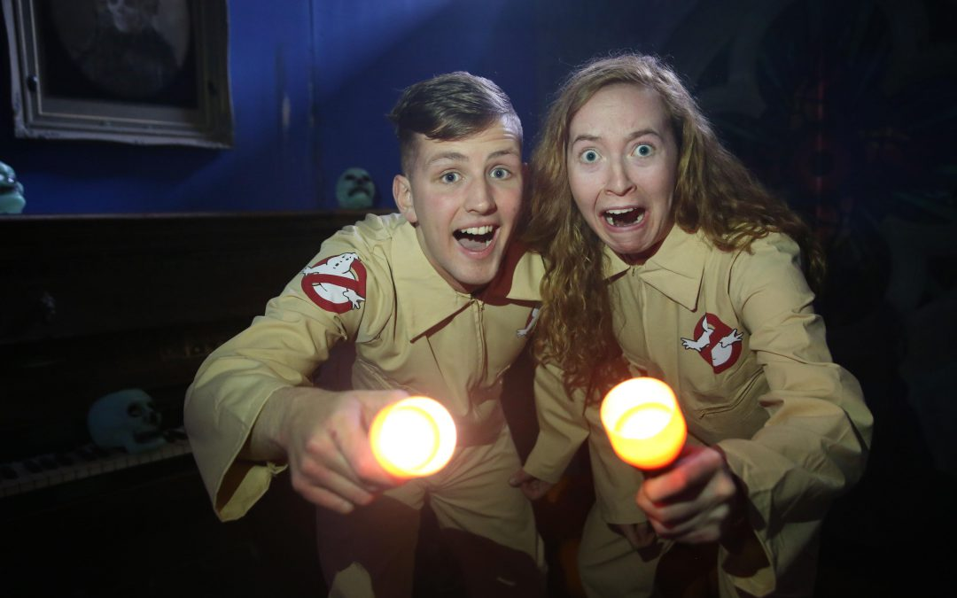 There's plenty to boo this Halloween at Tayto Park