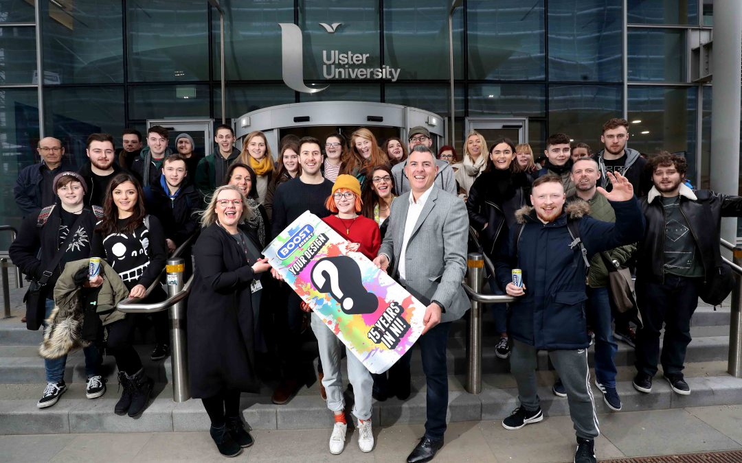 Design competition gives NI students a chance to BOOST their careers