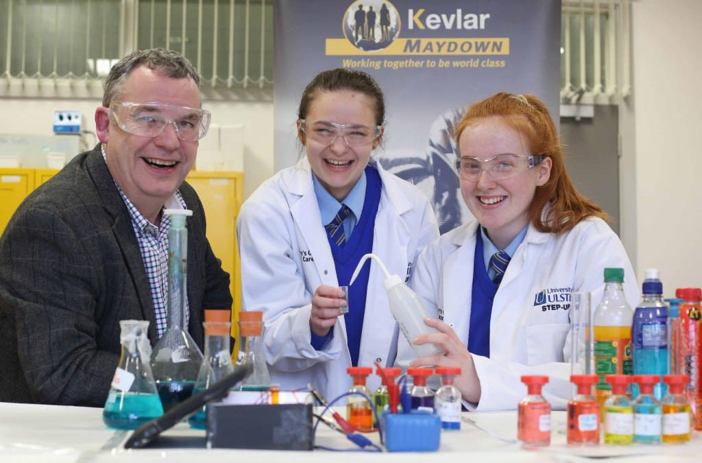 DuPont supports next generation of NI scientists