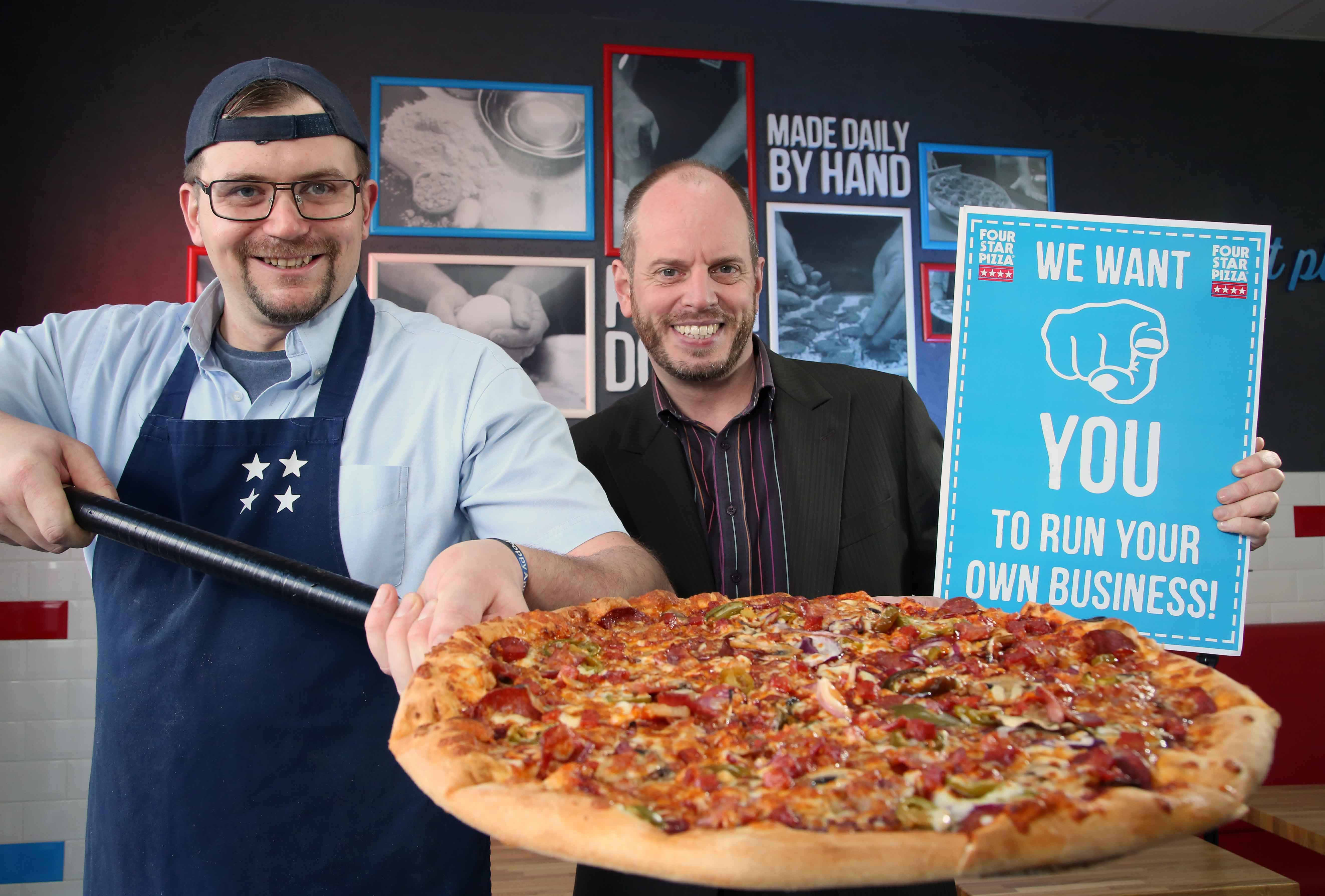 New Year Could Mean A New Career In The Pizza Business