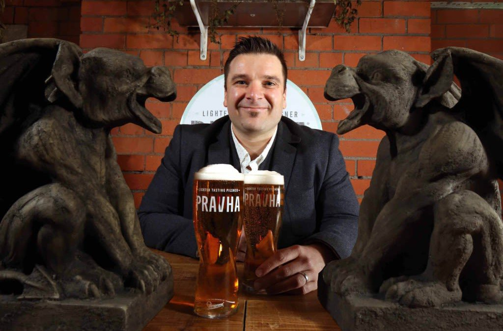 Molson Coors announces launch of Pravha in Northern Ireland
