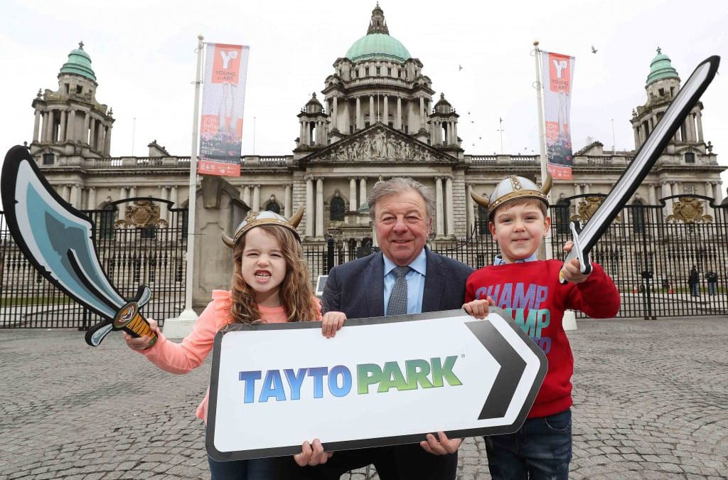 Tayto Park prepares for thrilling new season