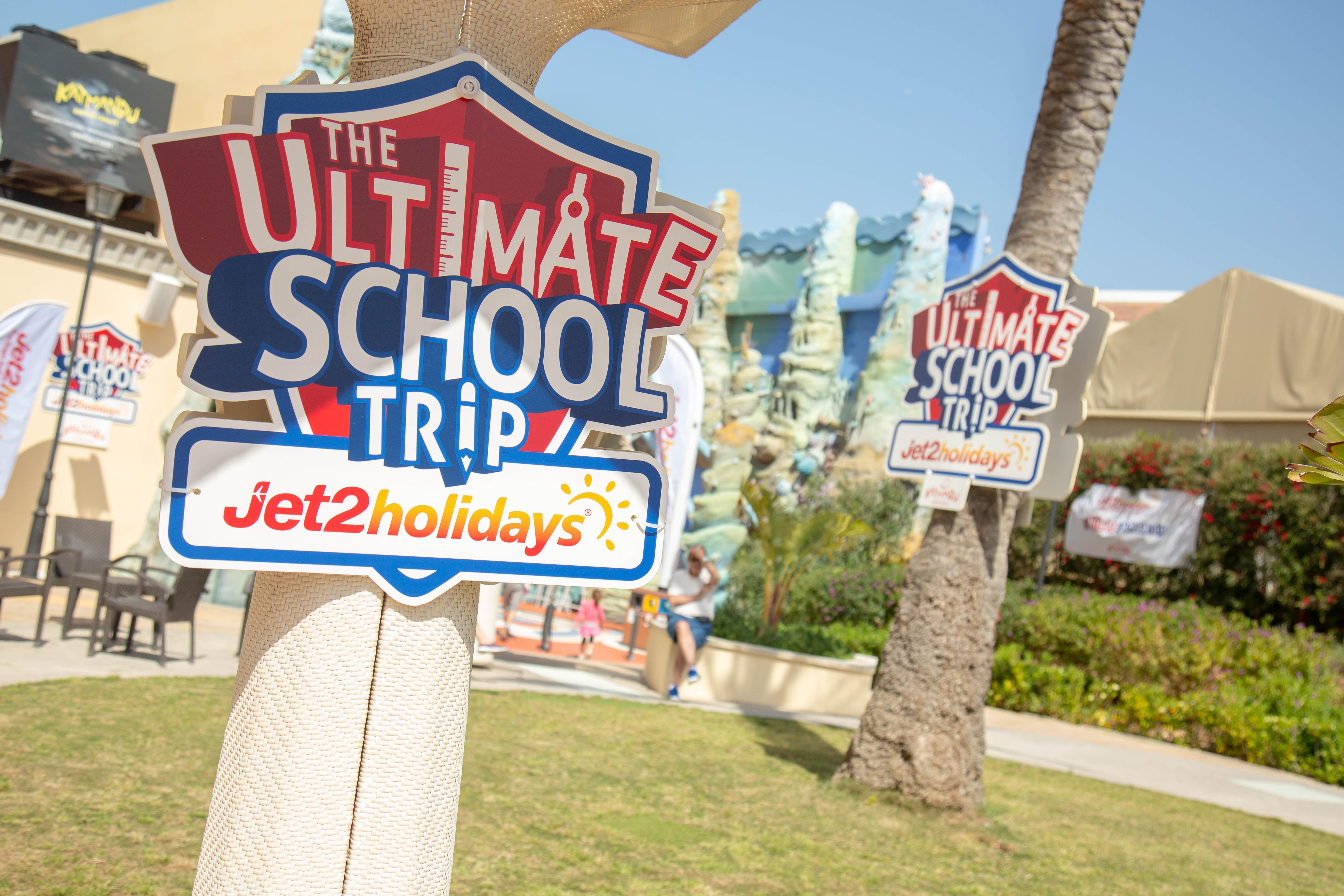 Ultimate School Trip #5