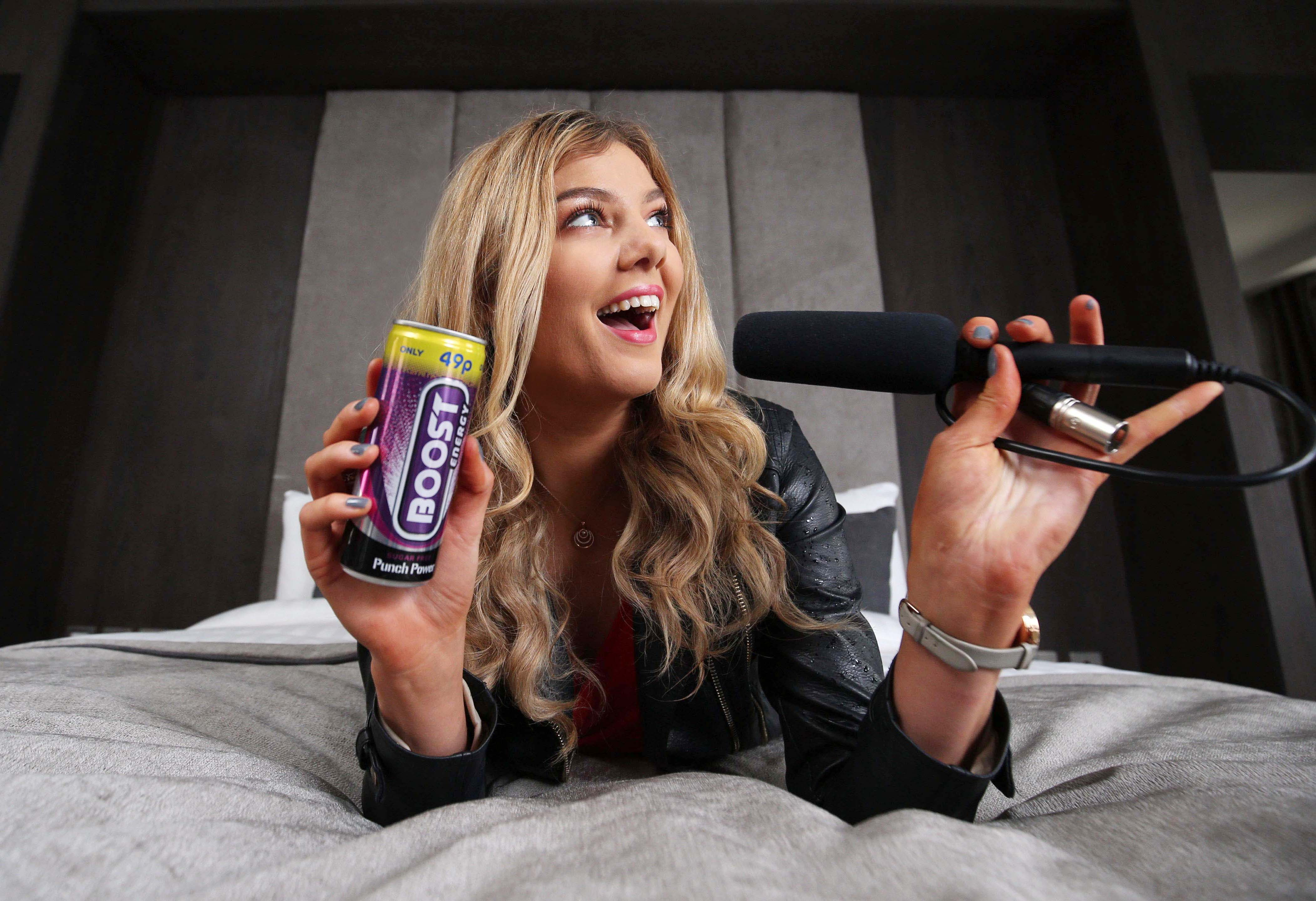 BOOST LAUNCHES NEW FLAVOUR WITH POWER SURVEY RESULTS