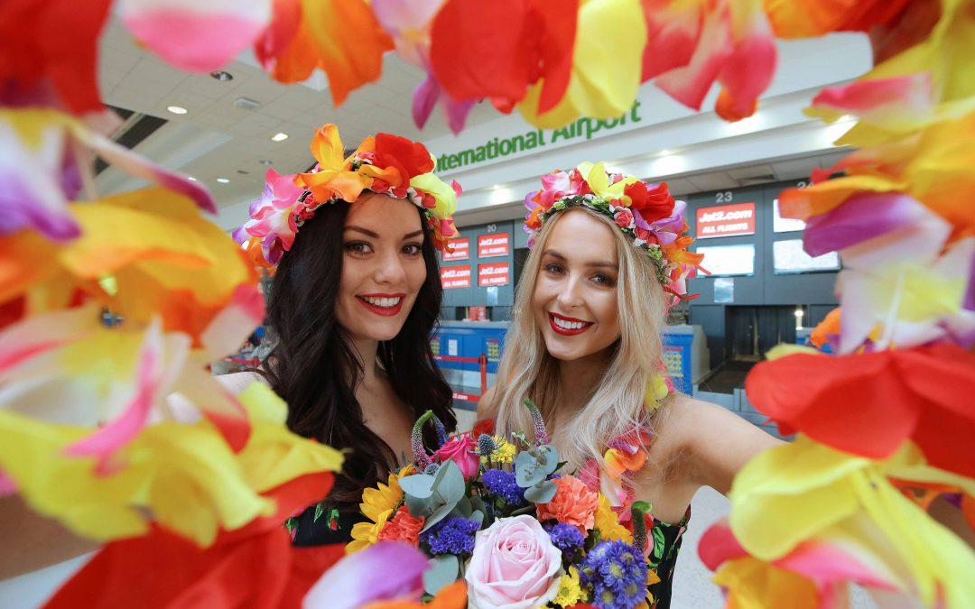 Jet2.com and Jet2holidays kicks off bumper Summer 2018 at Belfast International