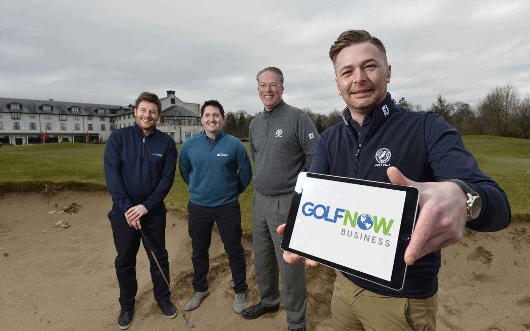 New platform to help golf clubs manage reputation and sales online