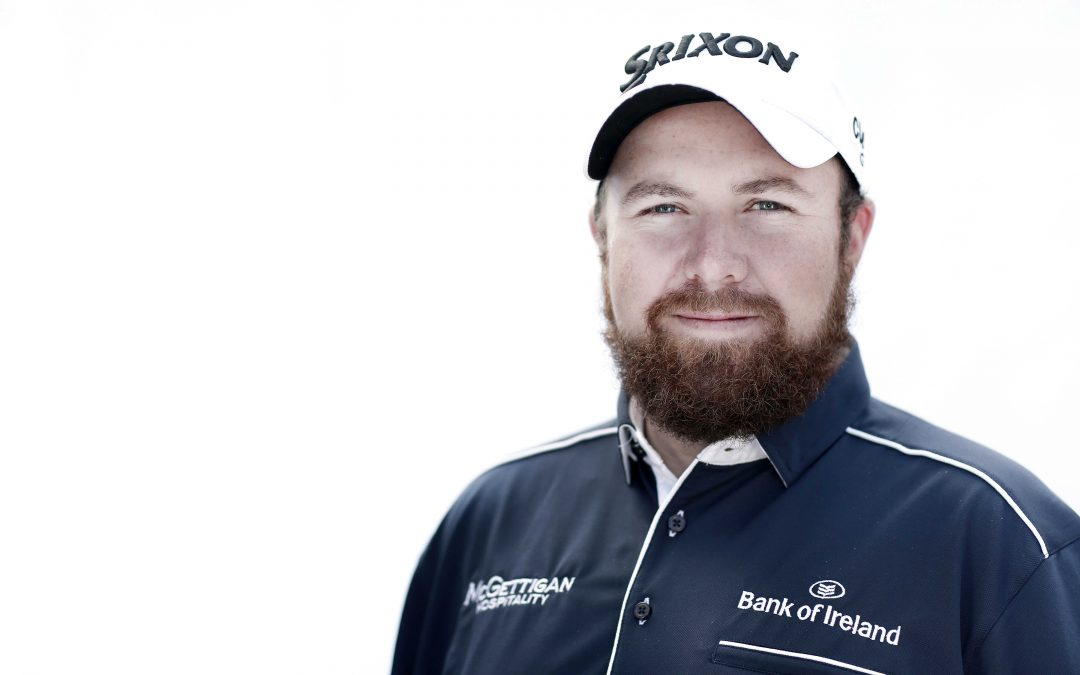 Lowry excited ahead of homecoming at Ballyliffin