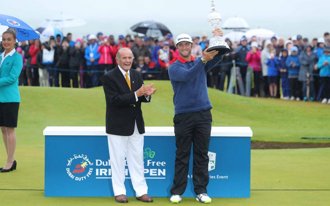 18 things you didn't know about the  Dubai Duty Free Irish Open