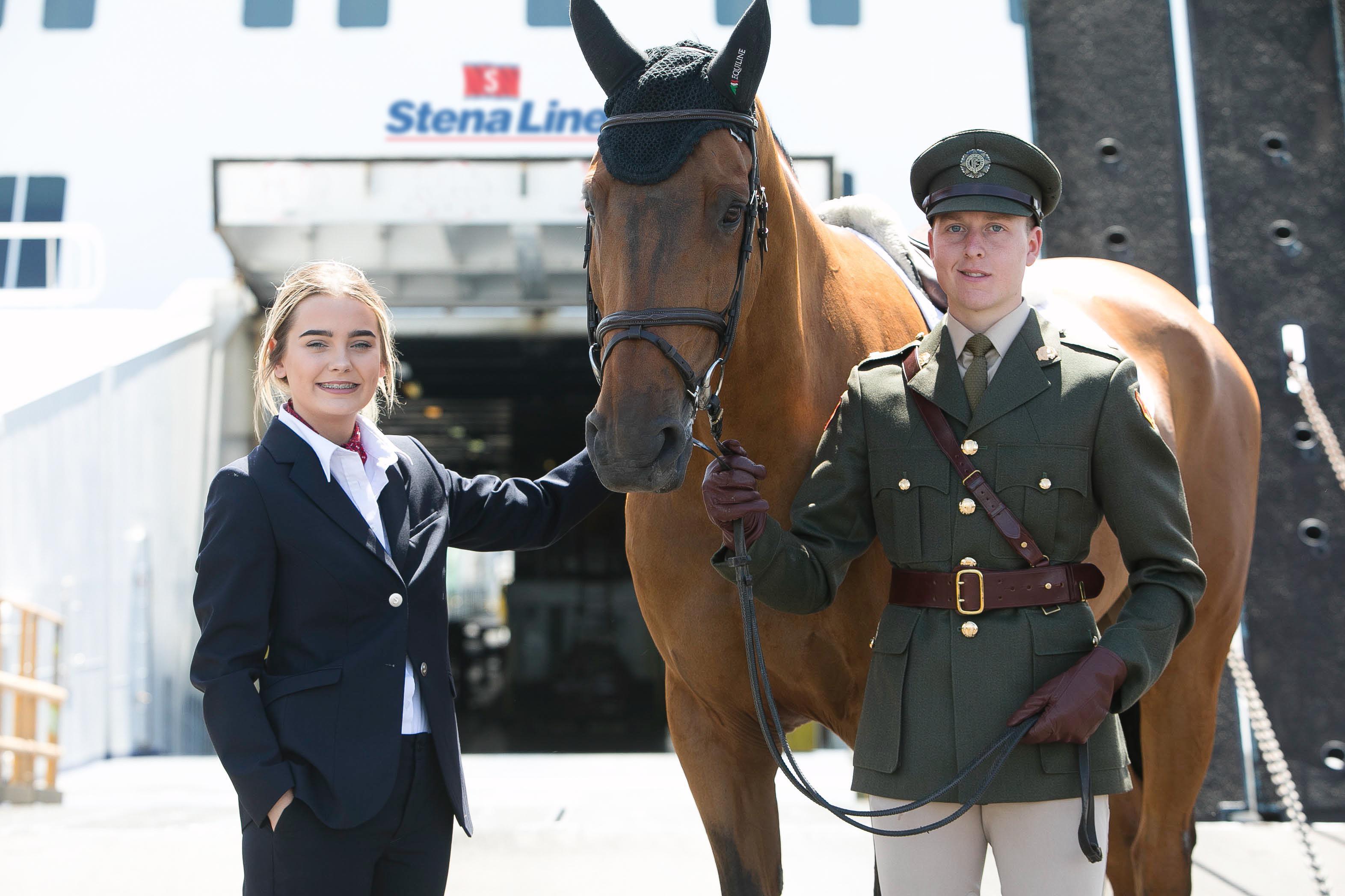 Stena Line - Dublin Horse Show #2