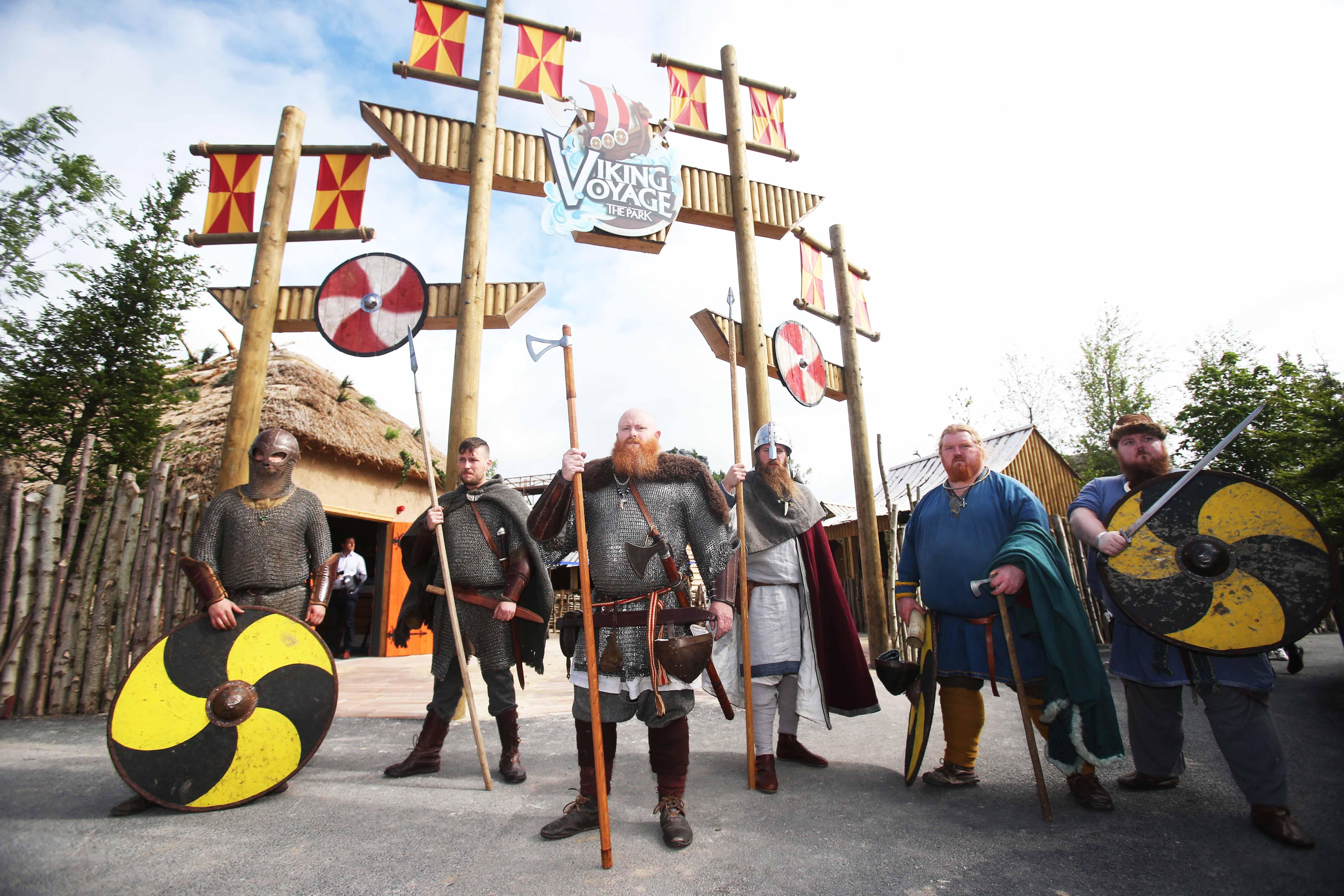 Viking Voyage 4