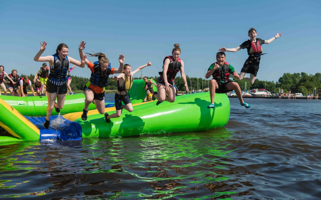 Fun in Fermanagh guaranteed with launch of exciting new activities