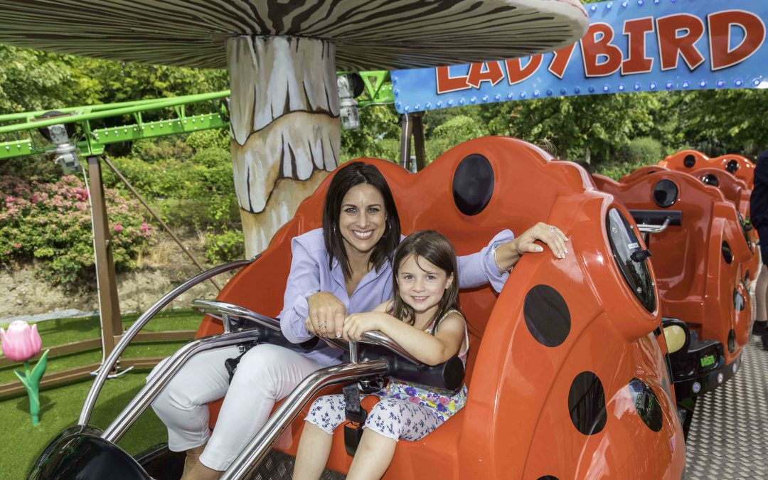 Tayto Park unveils new attraction – The Ladybird Loop!