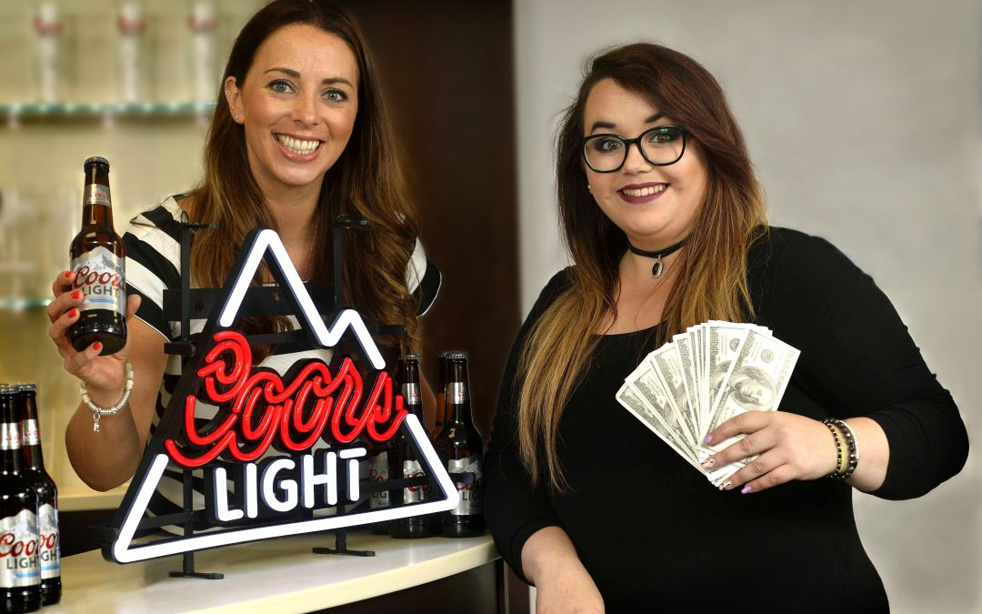 Coors Light makes U.S. road trip a Dream Come True for NI photographer