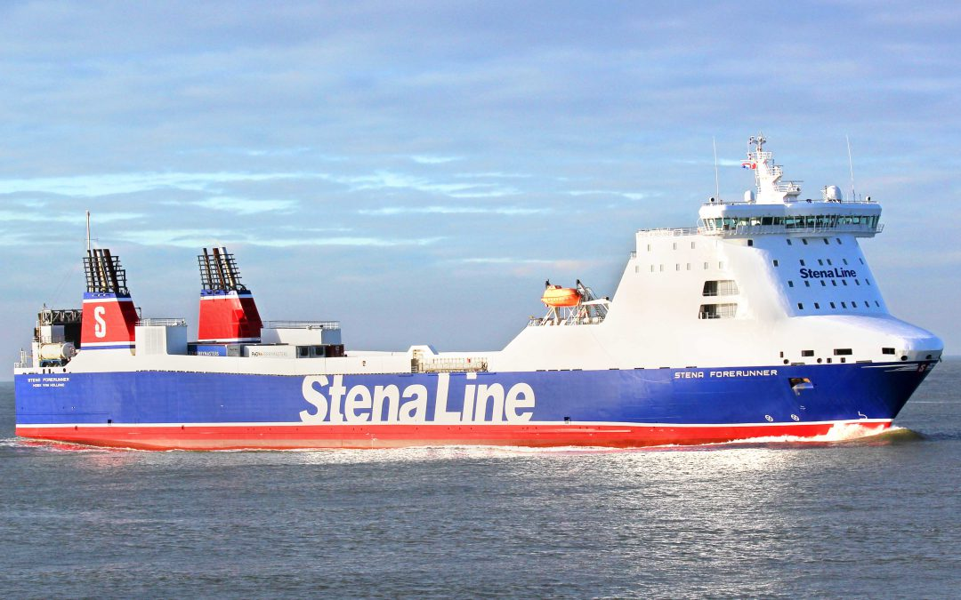 Stena Line adds extra freight capacity to its Belfast – Liverpool service