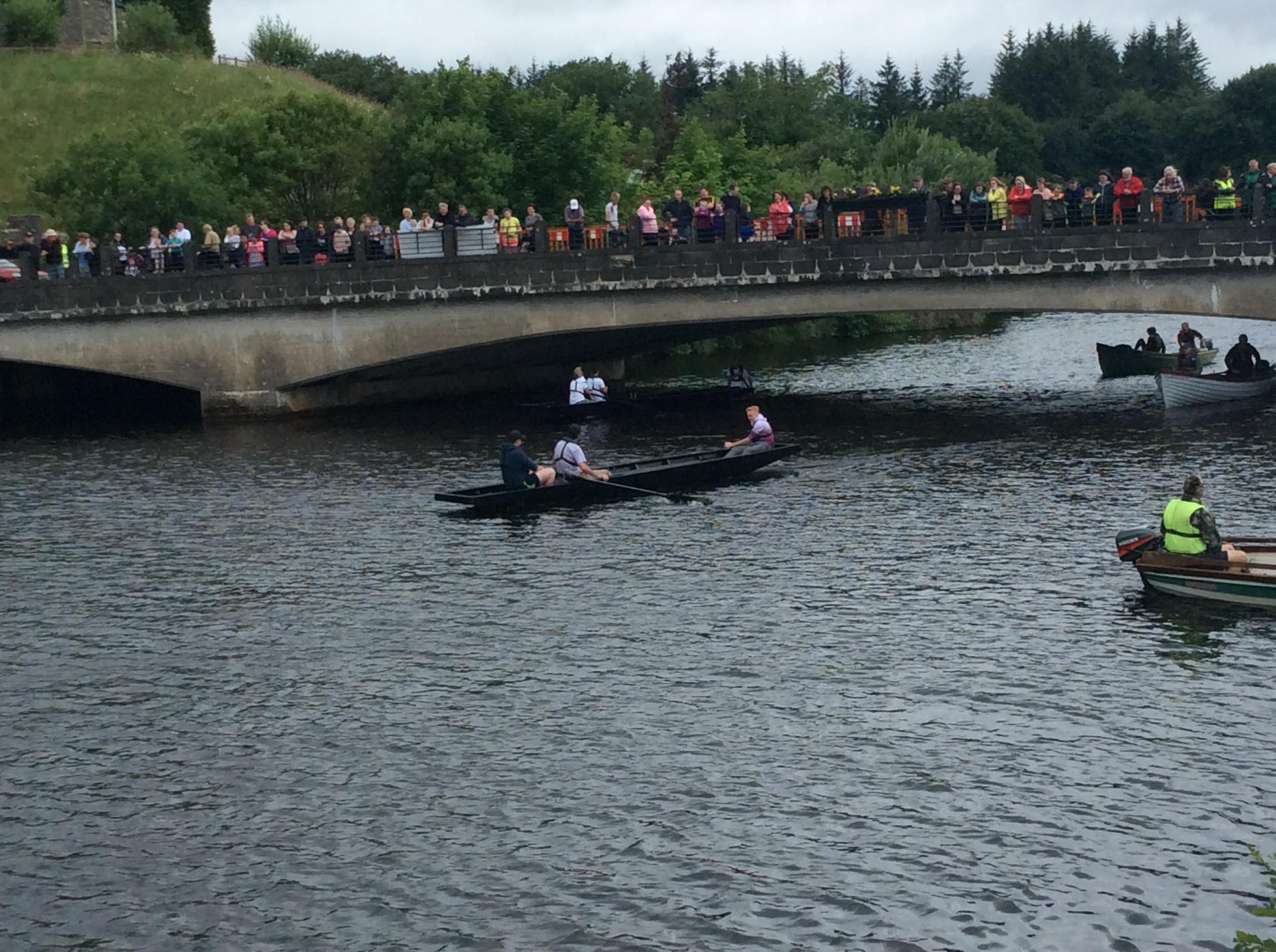 Cot racing set to captivate spectators at Lough Erne Regatta