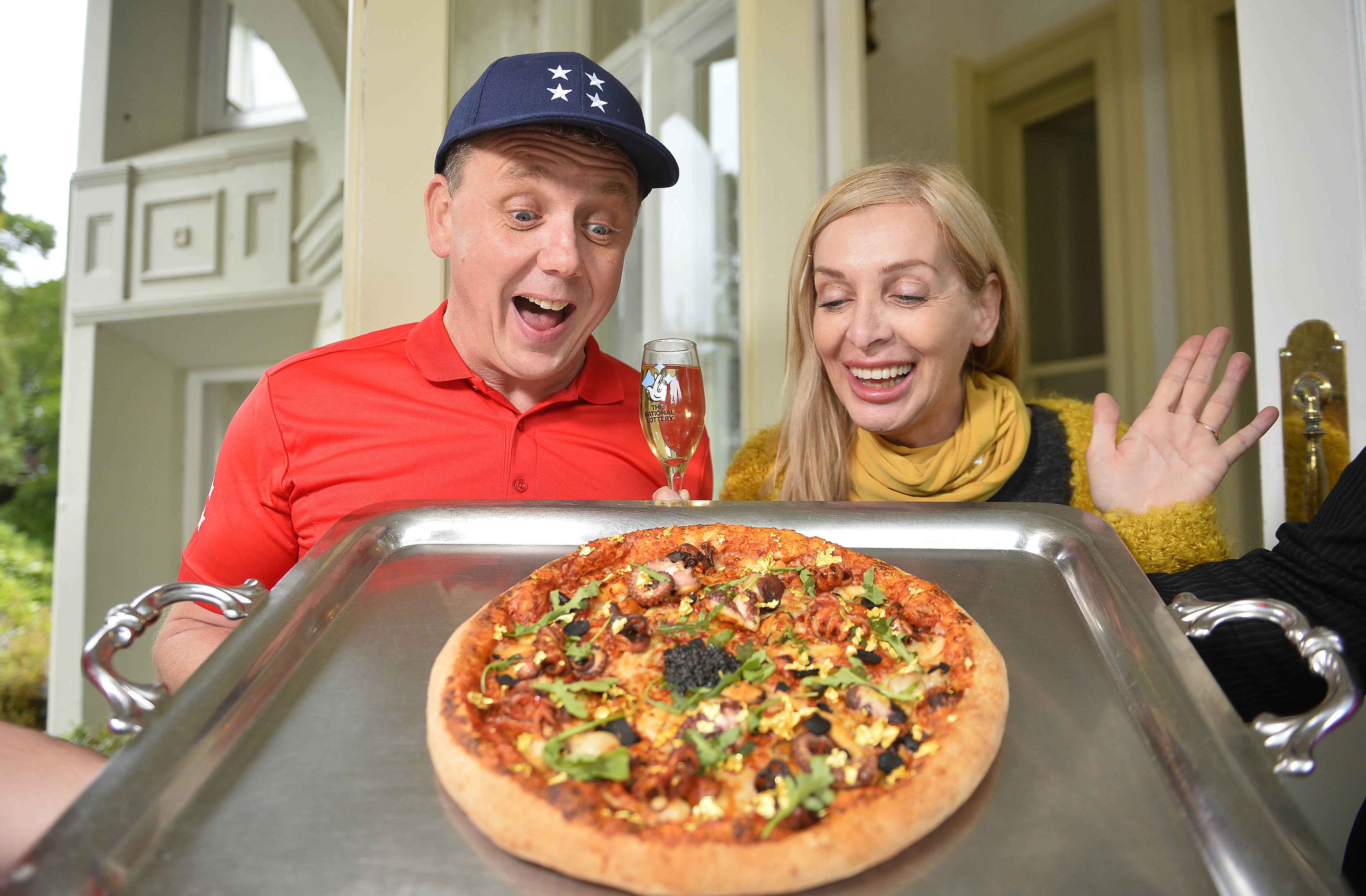 Fancy A Slice Of Northern Irelands Most Expensive Pizza