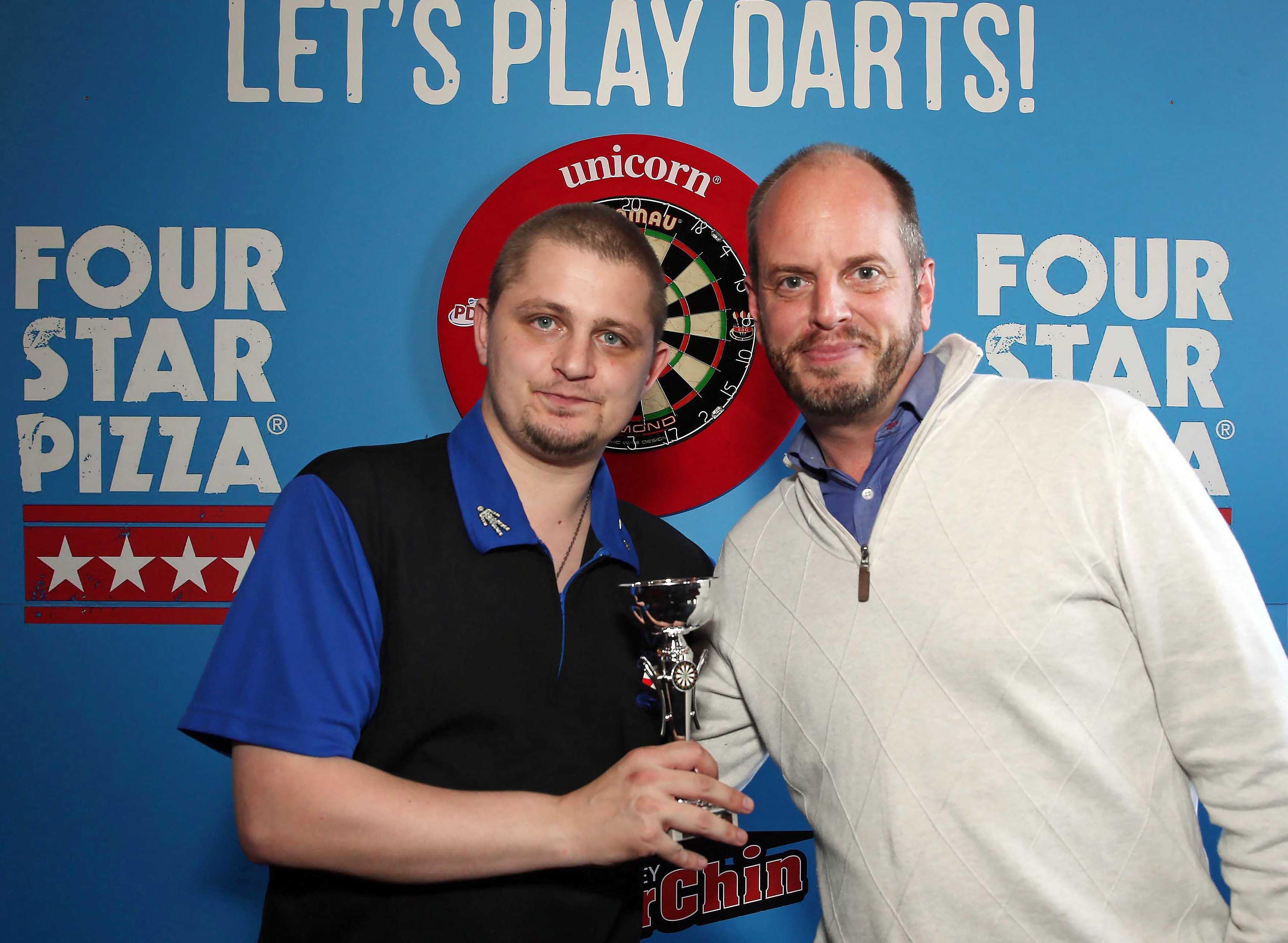 FSP NI Darts Challenge - Jonny Allen & Brian Clarke