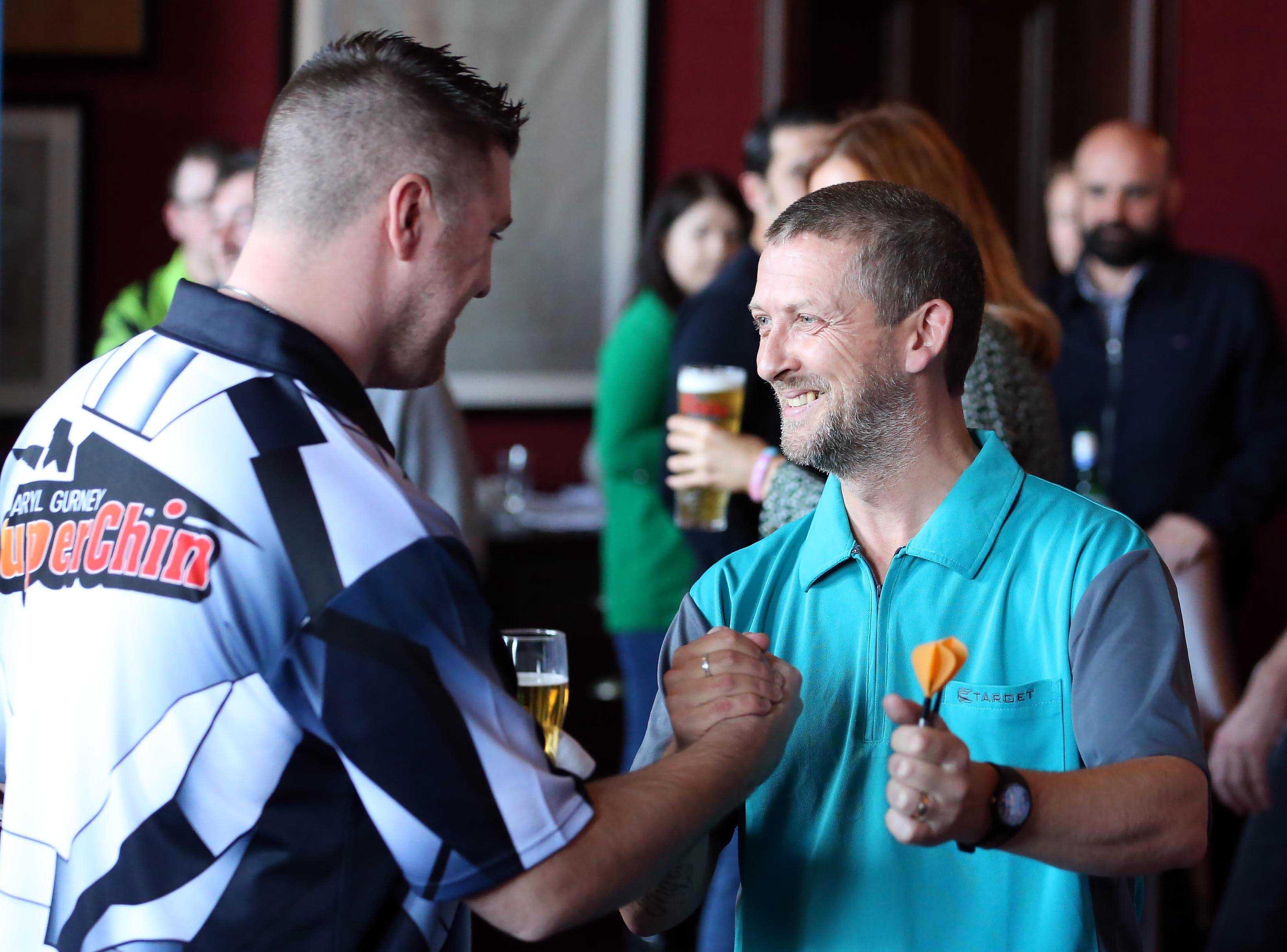 FSP NI Darts Champion Nigel Cahoon vs Daryl Gurney #3