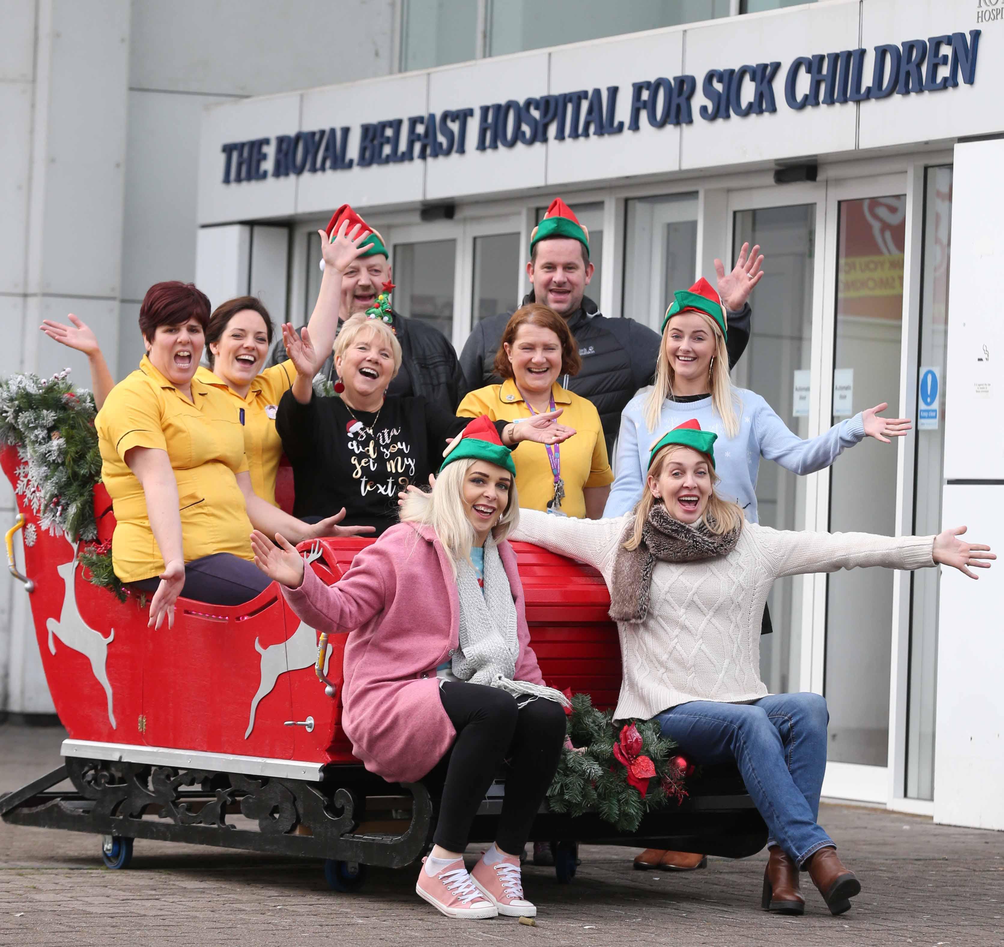Children's Hospital activity day #5