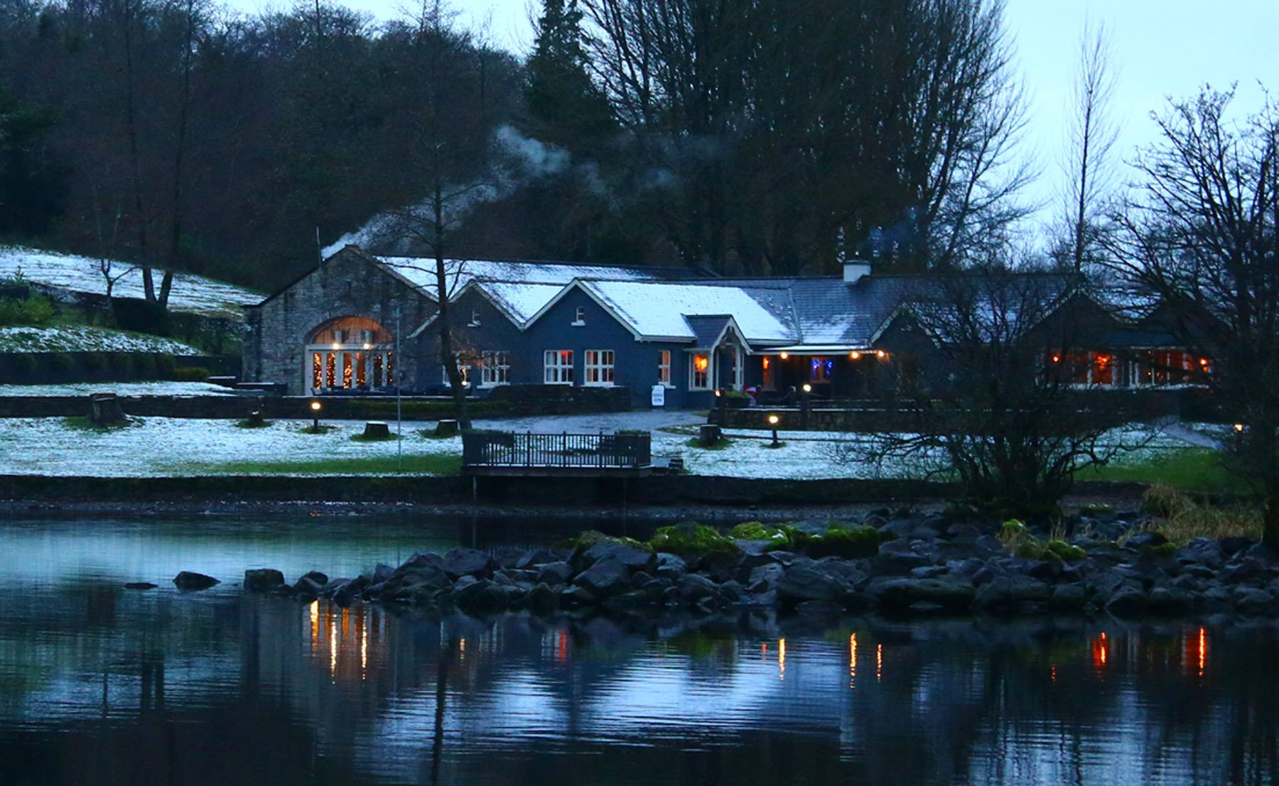 Christmas at Lusty Beg #1