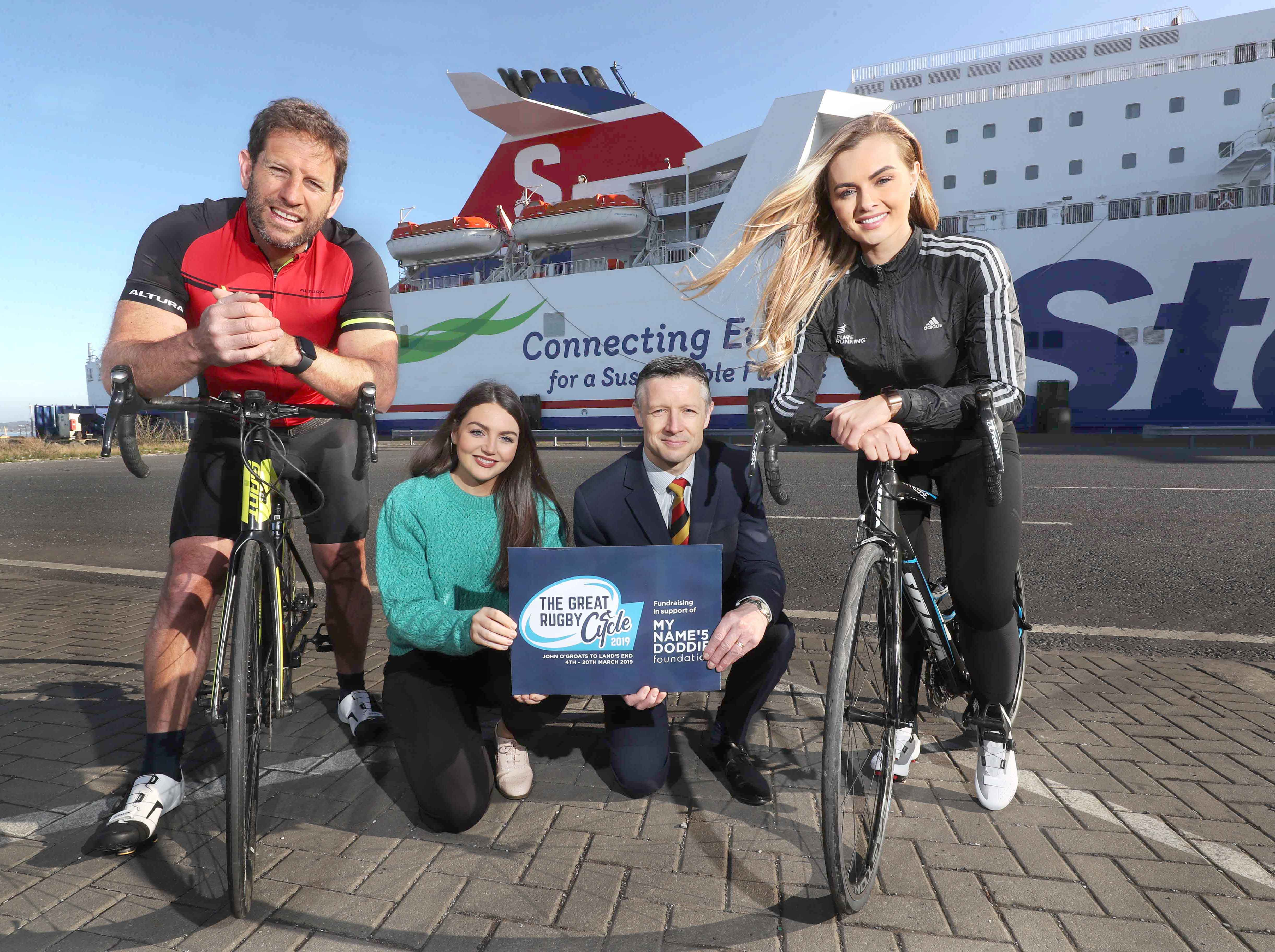 Stena Line Rugby Cycle 001