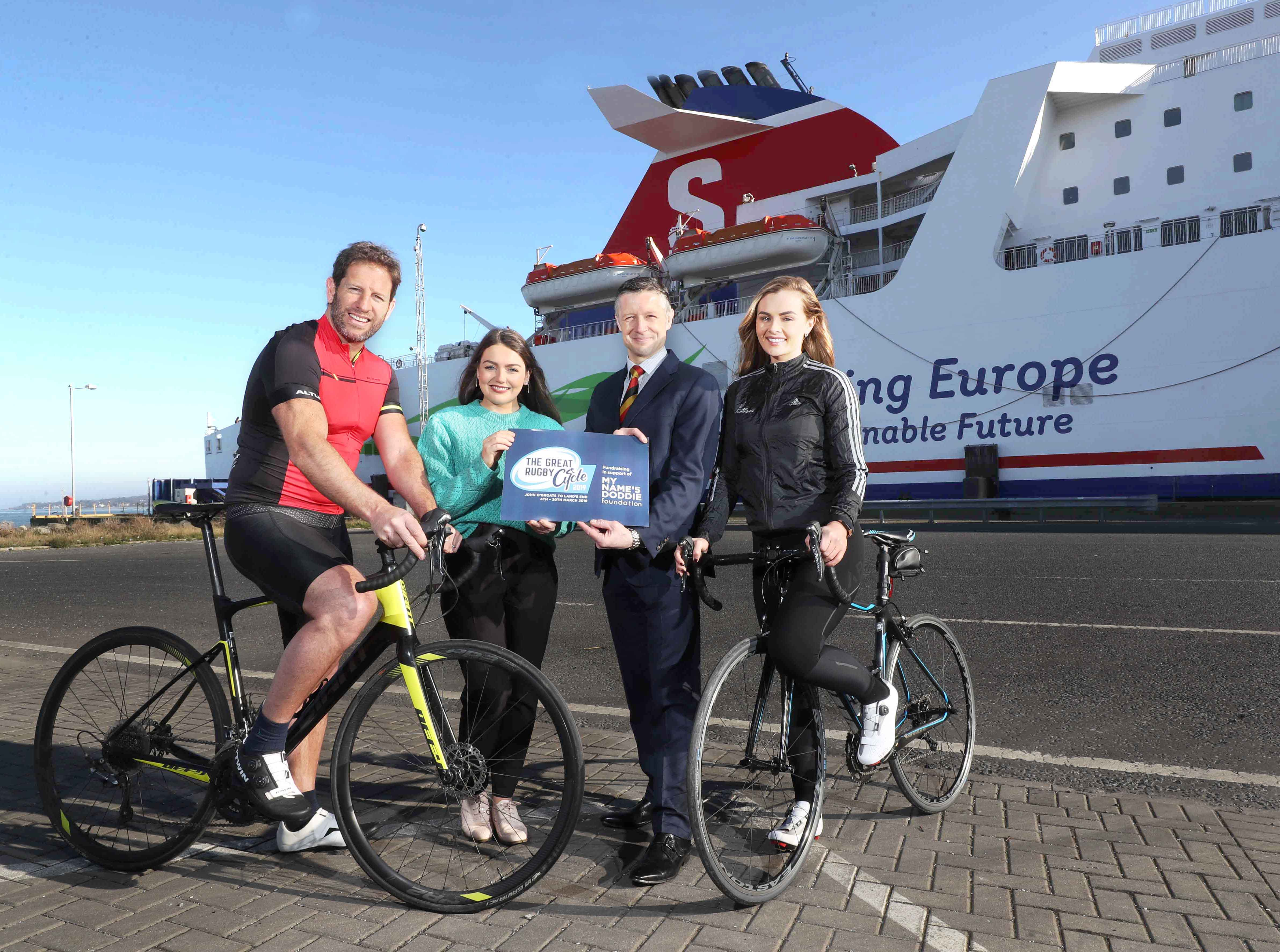 Stena Line Rugby Cycle 002