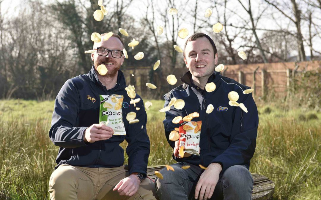 KP Snacks enjoys pop-tastic performance in NI market