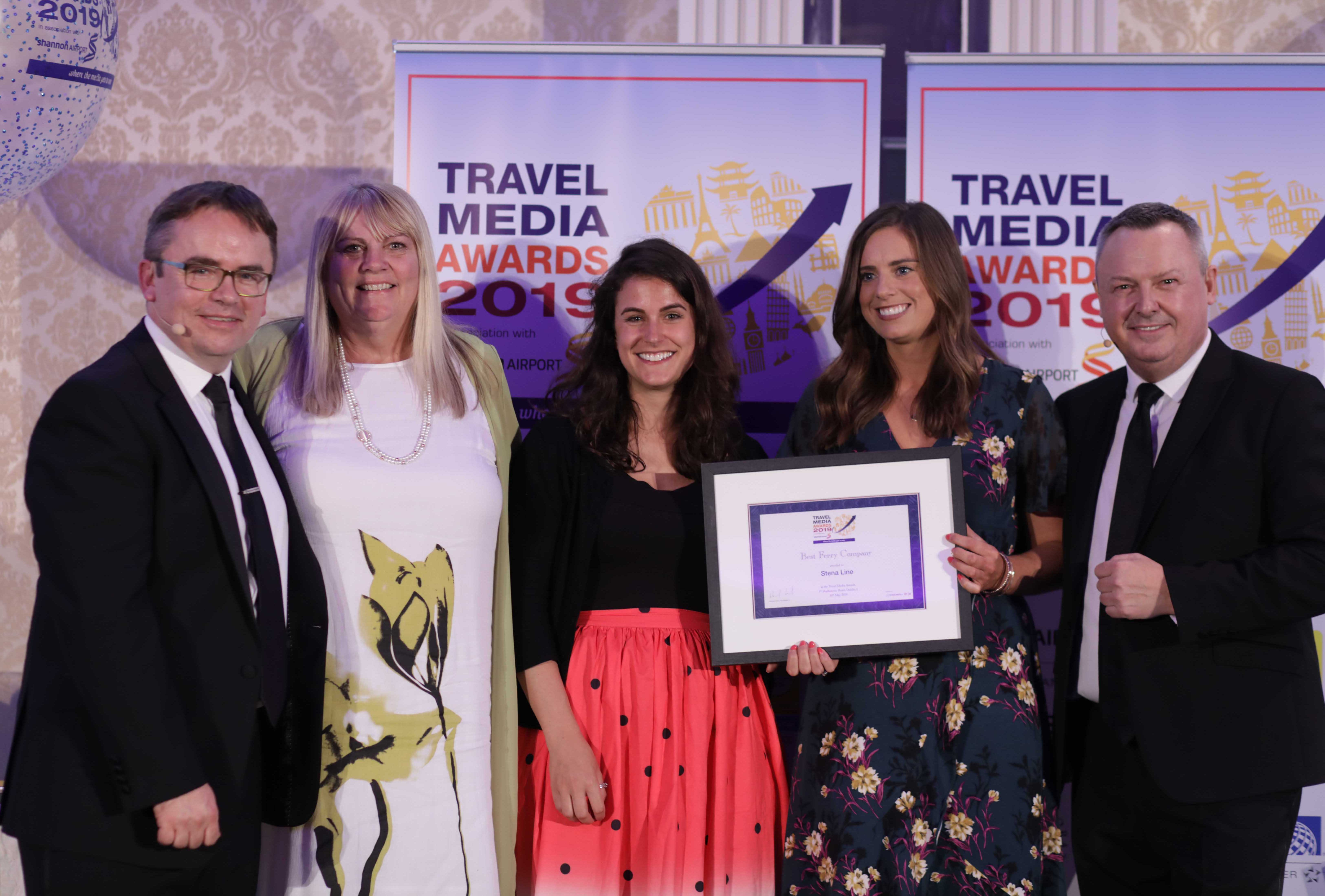 Stena Line - Travel Media Award 2019 #1