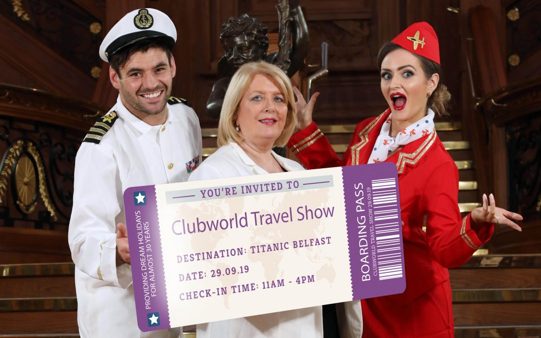 Holidaymakers invited to one of NI's biggest travel shows