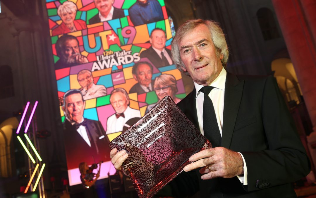 NI sporting hero Pat Jennings honoured at this year's Ulster Tatler Awards