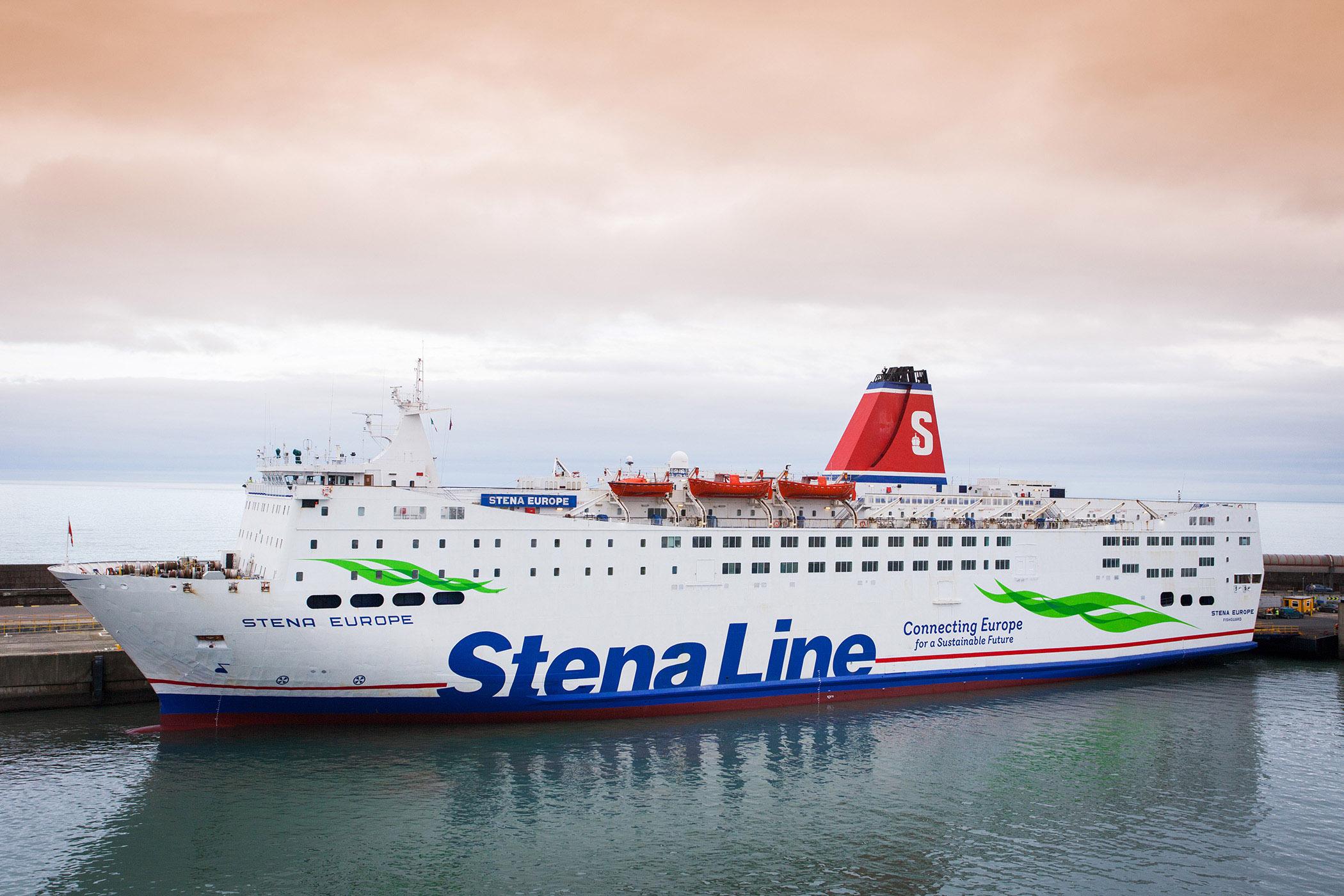 Stena Europe - Fishguard - Rosslare