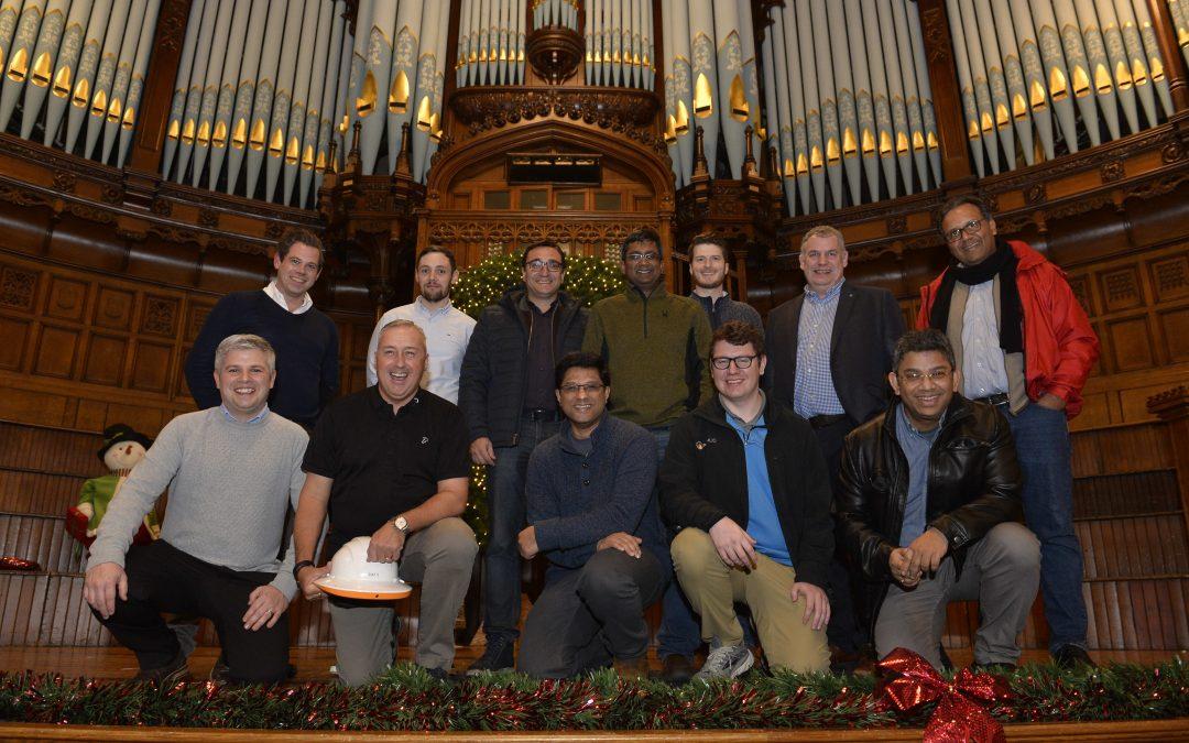 DuPont global innovators visit Guildhall