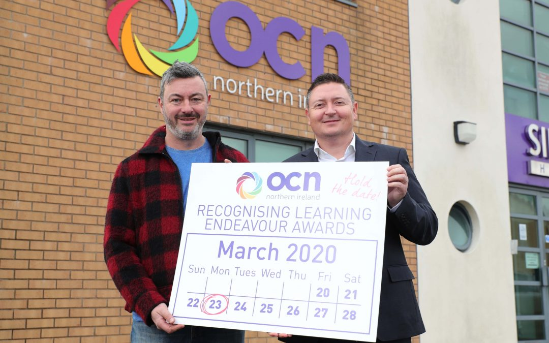 OCN NI announces shortlist for second Annual Learners Awards