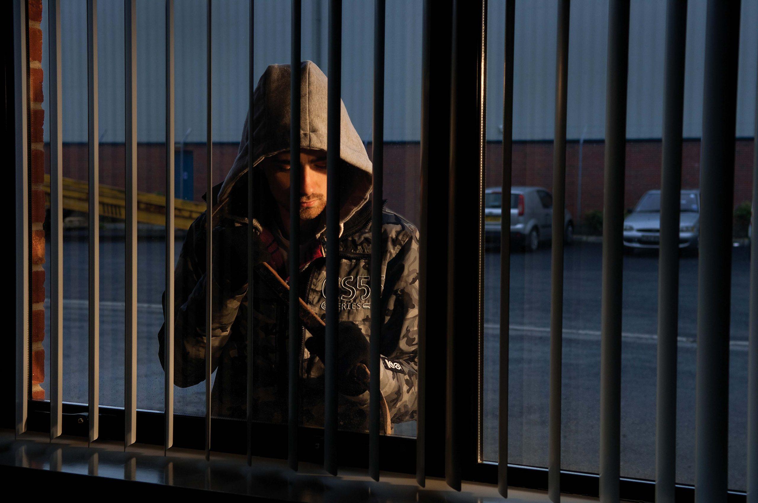 Mercury burglar photo