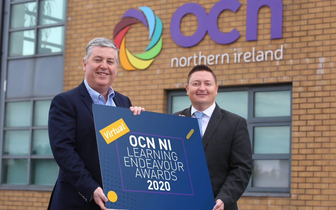 OCN NI hosts first ever Virtual Learner Awards