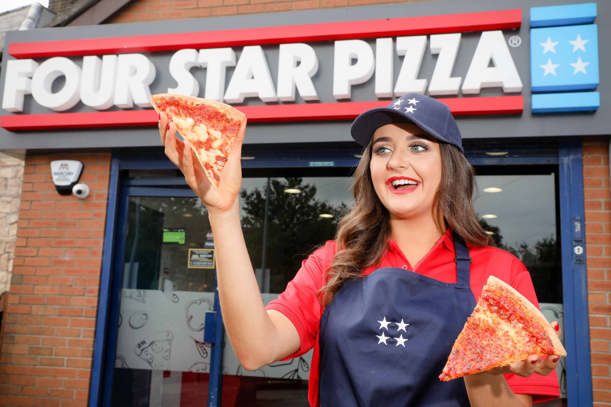 Four Star Pizza carries out 'Pizza Border Poll' ahead of National Pineapple Day