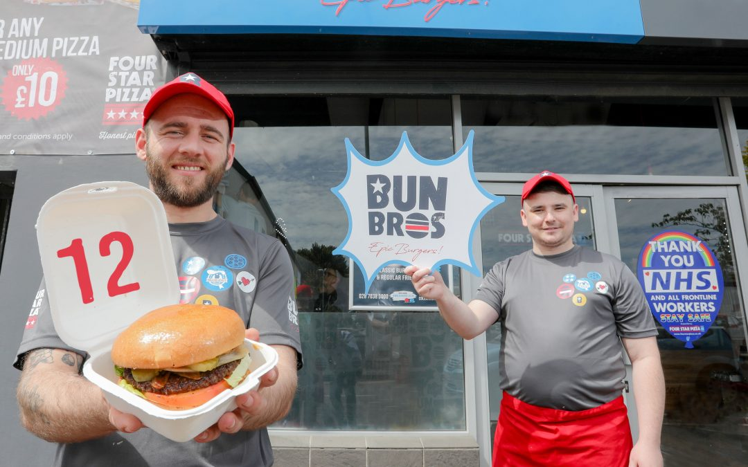New burger chain opens first NI store in Coleraine
