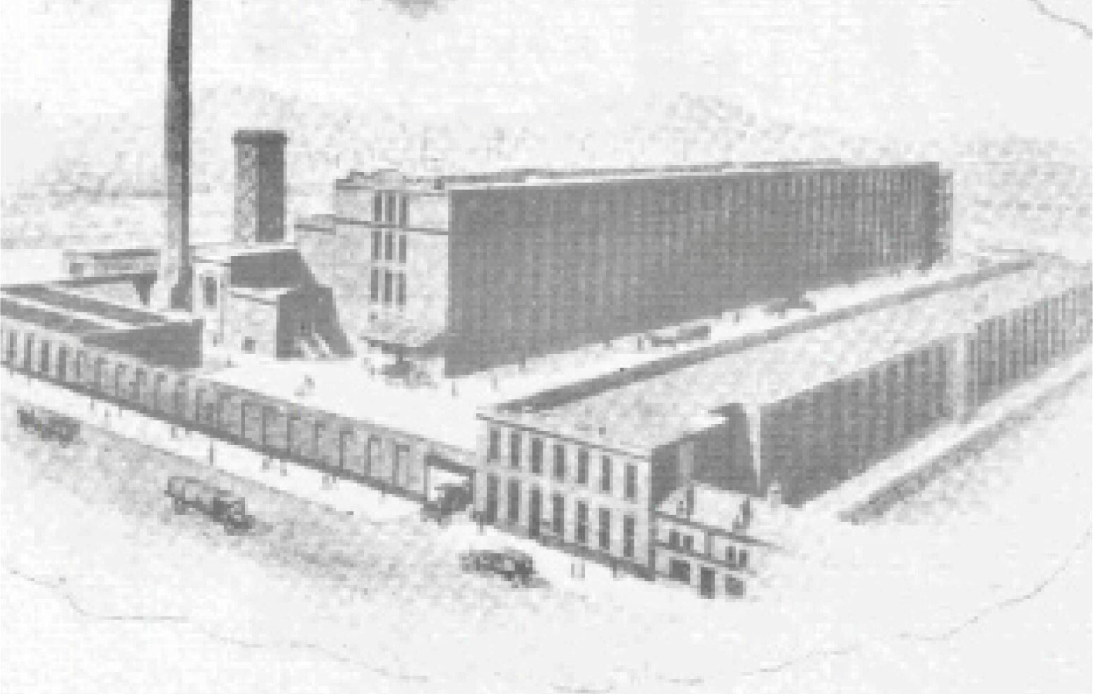 VISION OF THE PAST: Strand Spinning Mill on the Newtownards Road, Belfast, was once the largest flax tow spinning mill in the world and a key feature within a vibrant East Belfast community sustained by thriving industries such as ropeworks and ship building. The National Lottery Heritage Fund has awarded a grant of £221,200 to Portview Trade Centre to develop a sustainable masterplan to preserve and maintain the heritage of the historic site and transform it into a creative social hub in the area, with Heritage at its core but also running across running across a number of key themes including Tourism, Education and Training, Resilience and Employment.