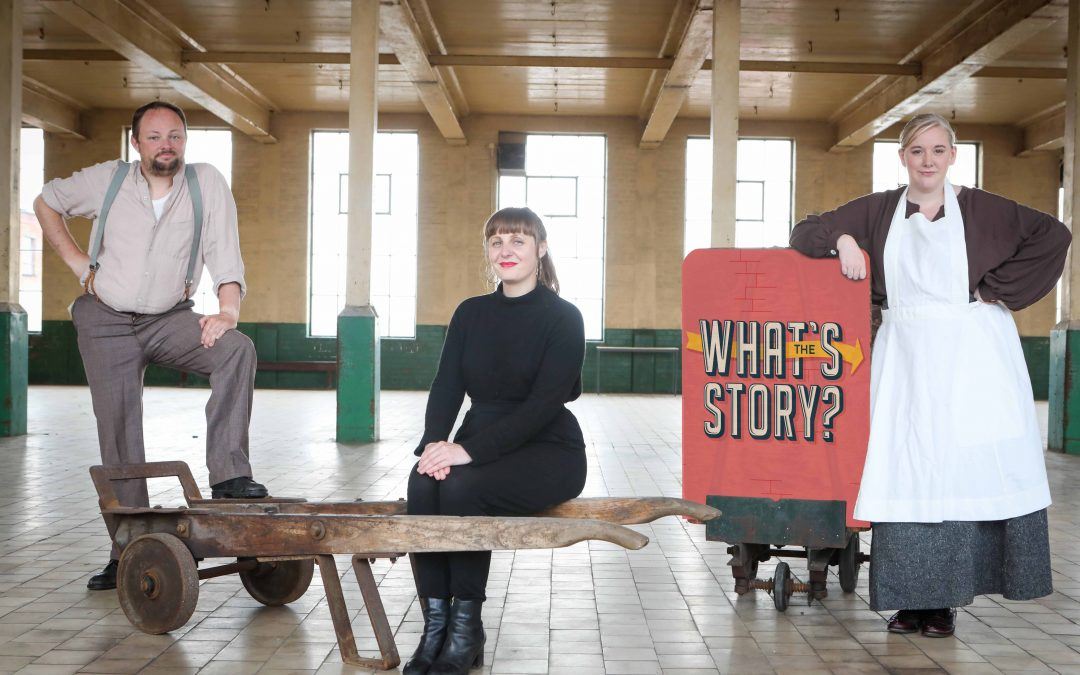 'What's the Story' about Belfast's Strand Spinning Mill?