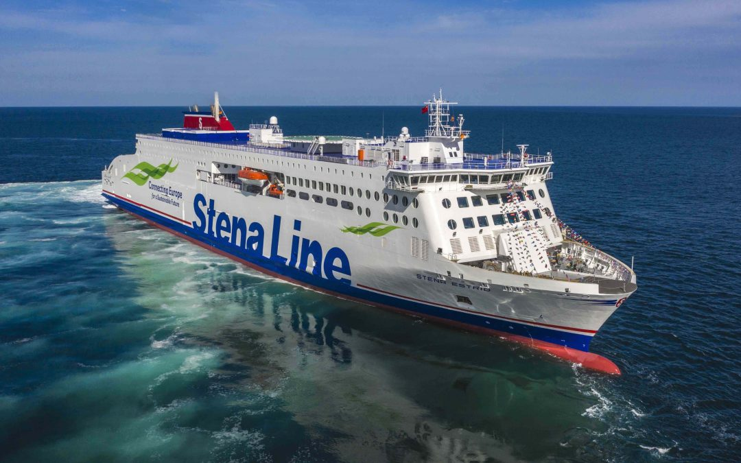 Students sail home for free this Christmas with Stena Line