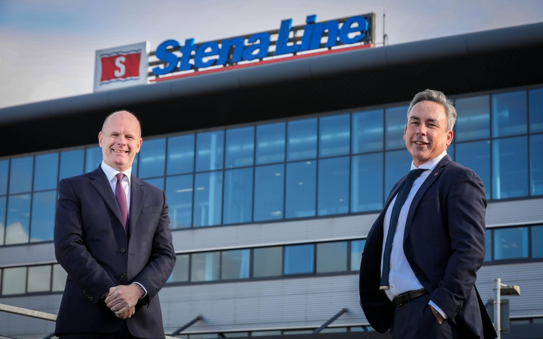 Stena Line charts 25 years of success in Belfast