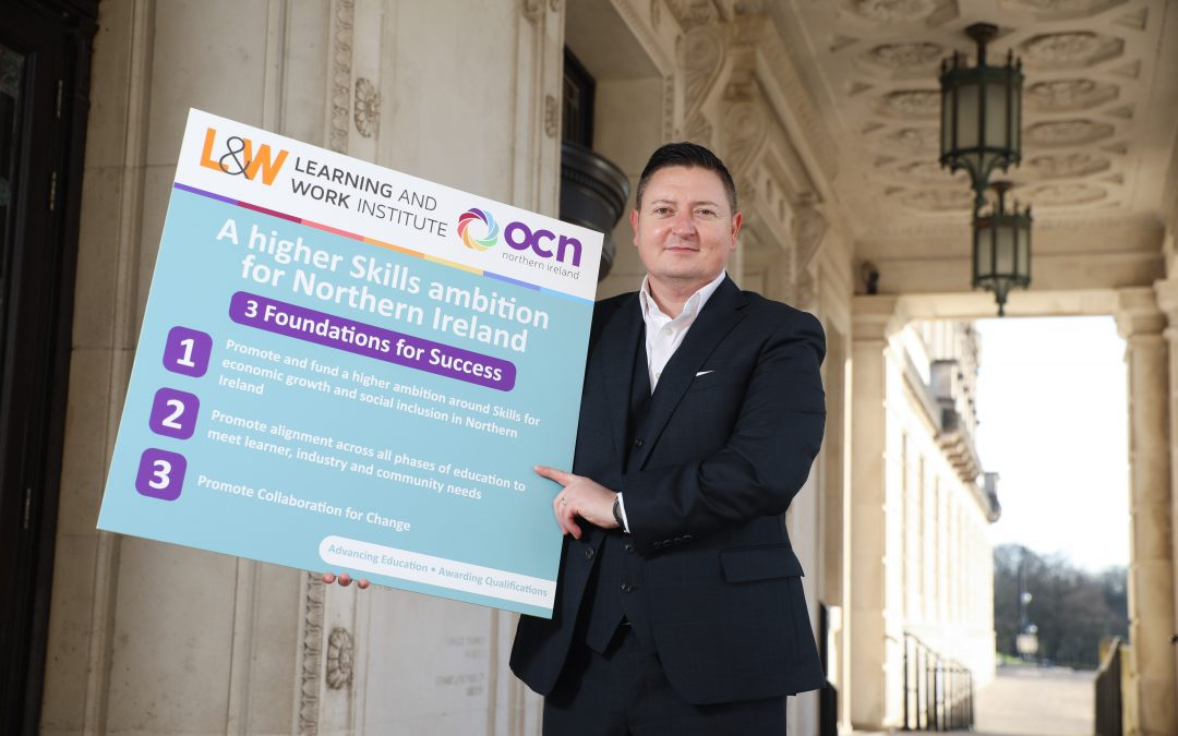 Higher skills ambition needed for Northern Ireland