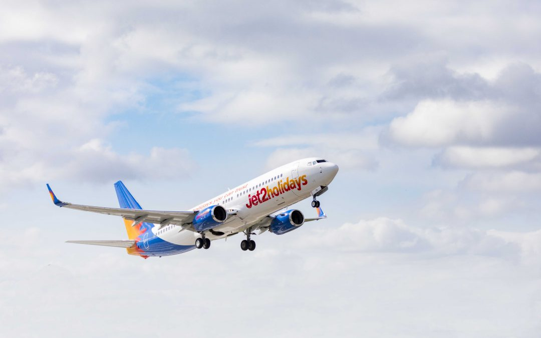 Jet2.com and Jet2holidays report 1,000% increase in bookings in the 24 hours following exit roadmap announcement