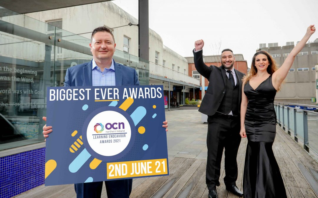 OCN NI announces 'biggest awards ever' as presenters revealed