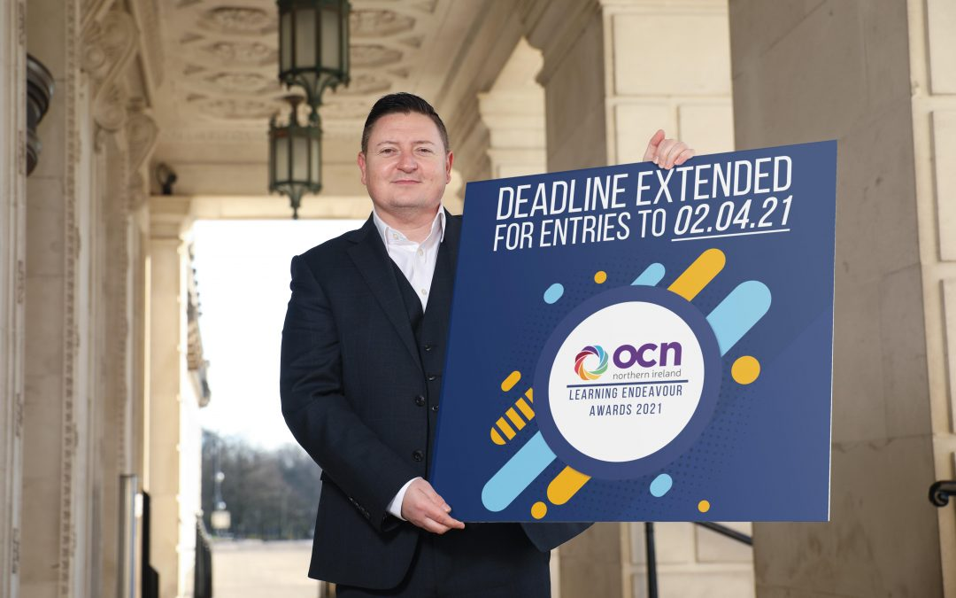OCN NI announces deadline extension to enter awards