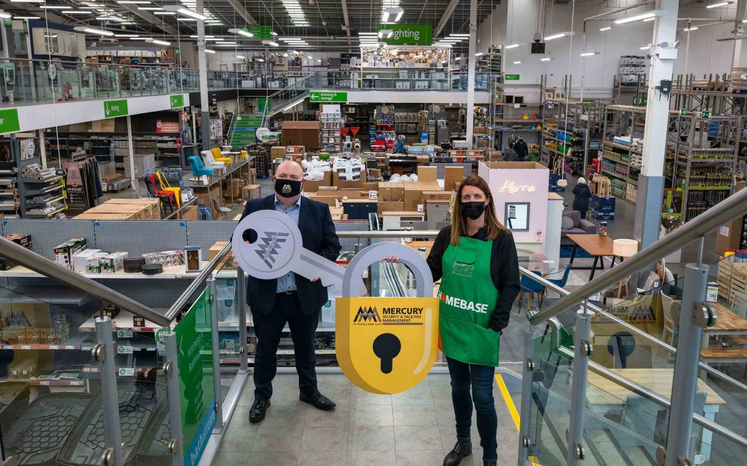 Mercury awarded all-Ireland Homebase security contract