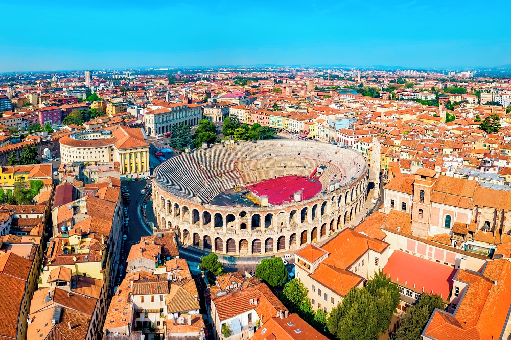 Jet2.com and Jet2holidays adds Verona as new destination from Belfast International Airport for Summer 22