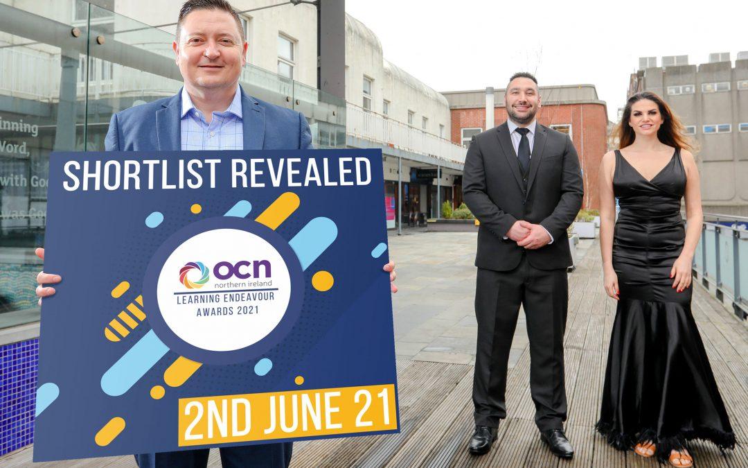 OCN NI announces 2021 awards shortlist