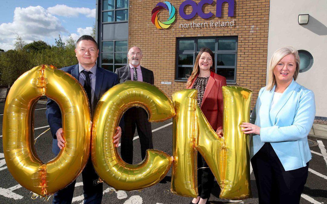 OCN NI Strikes GOLD with Investors in People